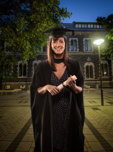 Otago University Graduation photography